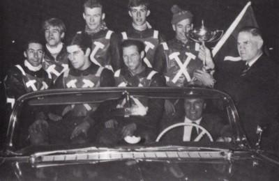 West Ham's Championship winning side of 1965